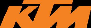 Orange KTM